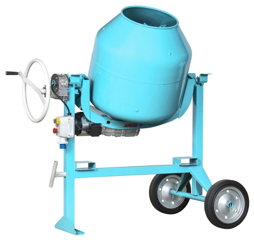 Model C 250 SBL of available Concrete mixers with silent transmission by OMAER